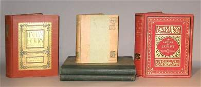 112: 5 vols. Illustrated Travel: Pennell, Joseph and El