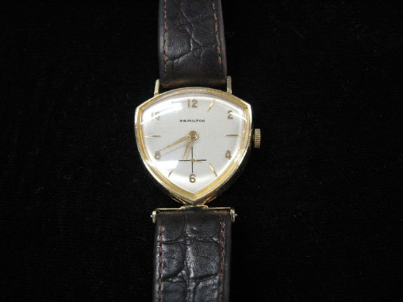 "1435: Gentlemen's Hamilton Thor"" wristwatch, 1960, Unus"