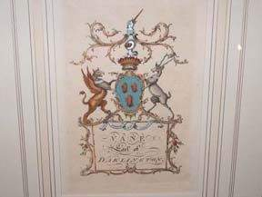 EIGHT BRITISH HERALDIC CRESTS BY JACOBS H: 15, W