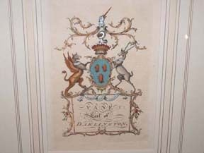 5396A: EIGHT BRITISH HERALDIC CRESTS BY JACOBS H: 15, W