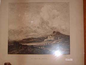 ETCHING Daubigny, [C.F.], after Ruisdael, [J. van