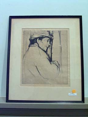 5421: WILLIAM AUERBACH LEVY - RUSSIAN/AMERICAN 1889-196