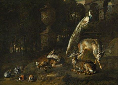 1: FOLLOWER OF DAVID DE CONINCK, (FLEMISH 1636-1699), O