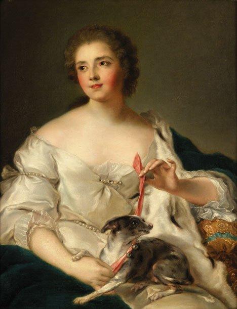4: FOLLOWER OF JEAN MARC NATTIER, (FRENCH 1685-1766), Y