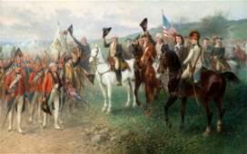 30: JAN VAN CHELMINSKI, (POLISH 1851-1925), WASHINGTON