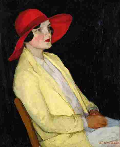 78: WILLIAM AUERBACH-LEVY, (AMERICAN 1889-1964), THE RE
