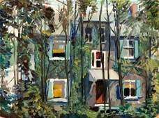 126: ALFRED RICHARD MITCHELL, (AMERICAN 1888-1972), AVA