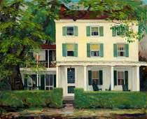 127: ALFRED RICHARD MITCHELL, (AMERICAN 1888-1972), DOR