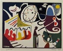 """66: HANANIAH HARARI, (AMERICAN 1912-2000), CARNIVAL"""""""""""