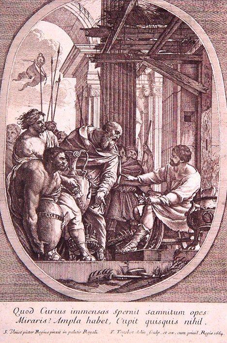 1: JAN LUYKEN (Dutch 1649-1712) Four engravings. Adorat