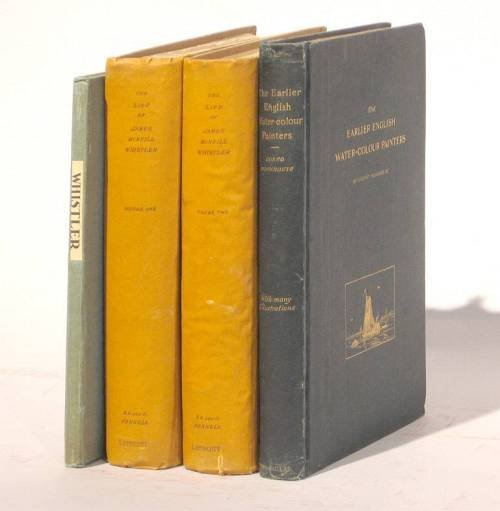1015: 4 vols. Fine & Graphic Art: Monkhouse, Cosmo. The
