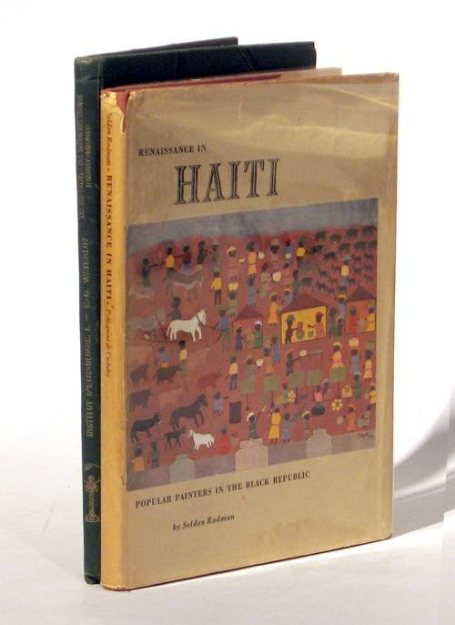 1016: 2 vols. African & Haitian Art: Waterlot, Em. G. L