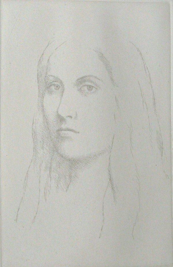 "2005: WILLIAM H. BAILEY, (AMERICAN B. 1930), LOST LADY"""