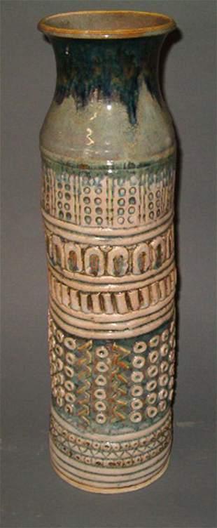 LARGE VASE BY RACHEL KOOPMANS The 1960's vase wit