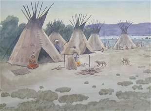 LEONARD HOWARD REEDY (American 1899-195