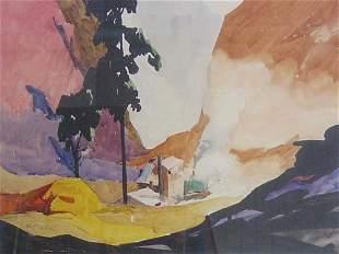 PAUL LUDWIG GILL (American 1894-1938) T