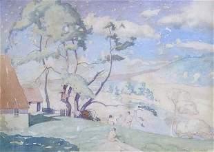 ROBERT BARTHOLOMEW HARSHE (American 187