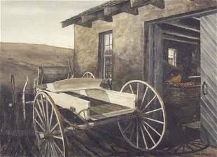 J. ROBERT BURNELL (American 20th Centur