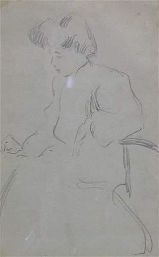 ARTHUR BEECHER CARLES (American 1882-19