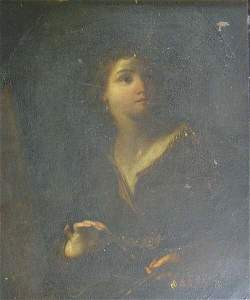 1138: FOLLOWER OF LORENZO LIPPI (Italian 1606