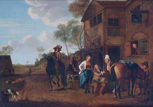2001: AFTER JAN VICTORS (Dutch 1620-1676) GEN