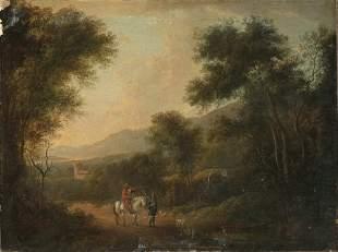 CIRCLE OF FREDERIC DE MOUCHERON (Dutch