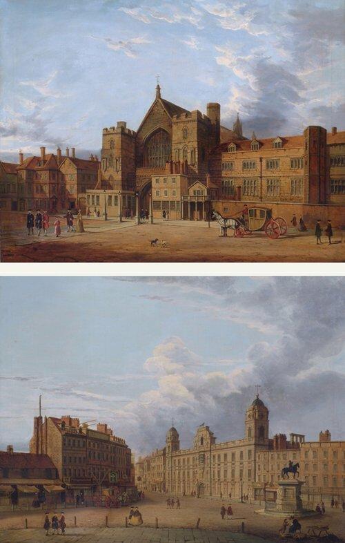 2007: SIR JOHN DEAN PAUL (British 1775-1852)