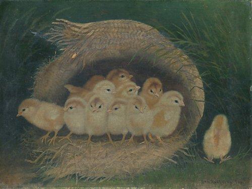 2009: CHARLES JOSEPH GRIPS (Belgian 1825-1920