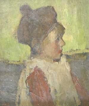 CHARLES DANKMEYER (Dutch 1861-1923) PRO
