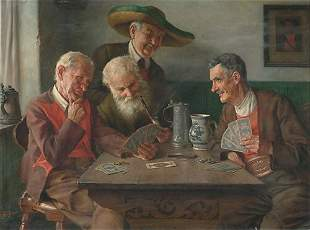 "ERWIN EICHINGER (Austrian 1892-1950) ""T"