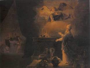ATTRIBUTED TO JACOB WILLEMSZ DE WET (dutch 1610-1671
