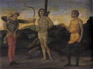 ATTRIBUTED TO THE PSEUDO-GRANACCI (italian early 16