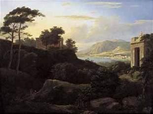 ATTRIBUTED TO PATRICK GIBSON (british 1782-1829) C