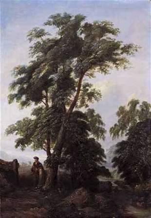 FOLLOWER OF THOMAS BARKER OF BATH (british 1769) G
