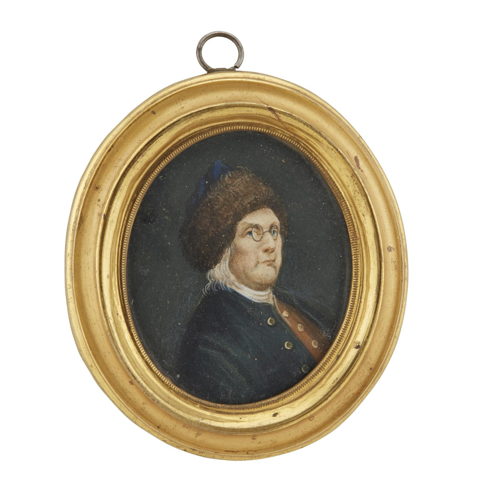 Anglo-Continental School 18th/19th century, Portrait