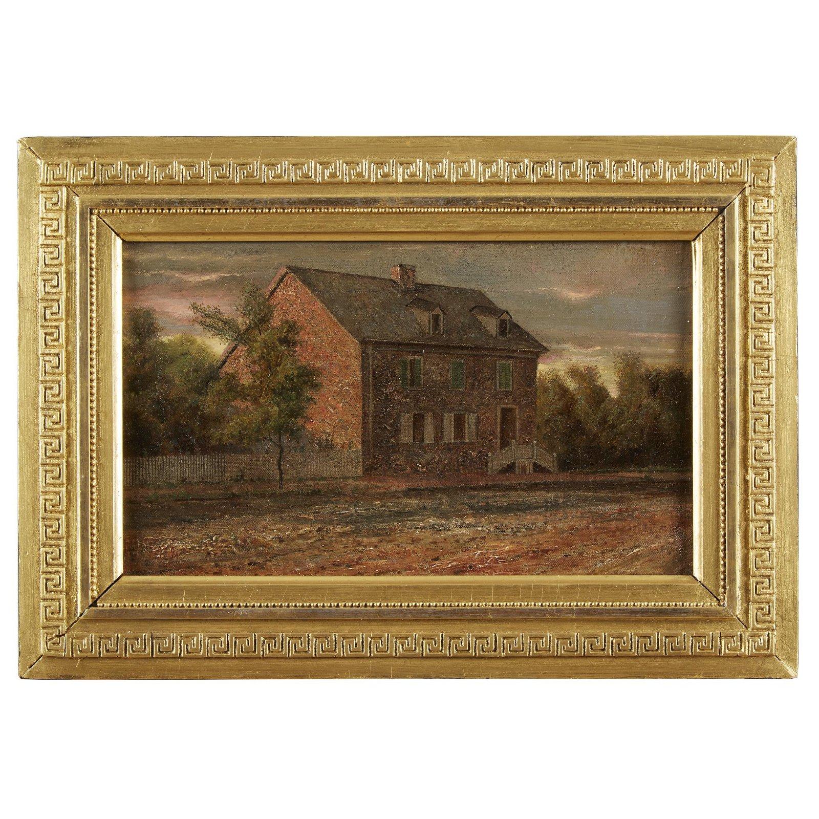 Thomas Otter (1832-1890), Two works: Washington's