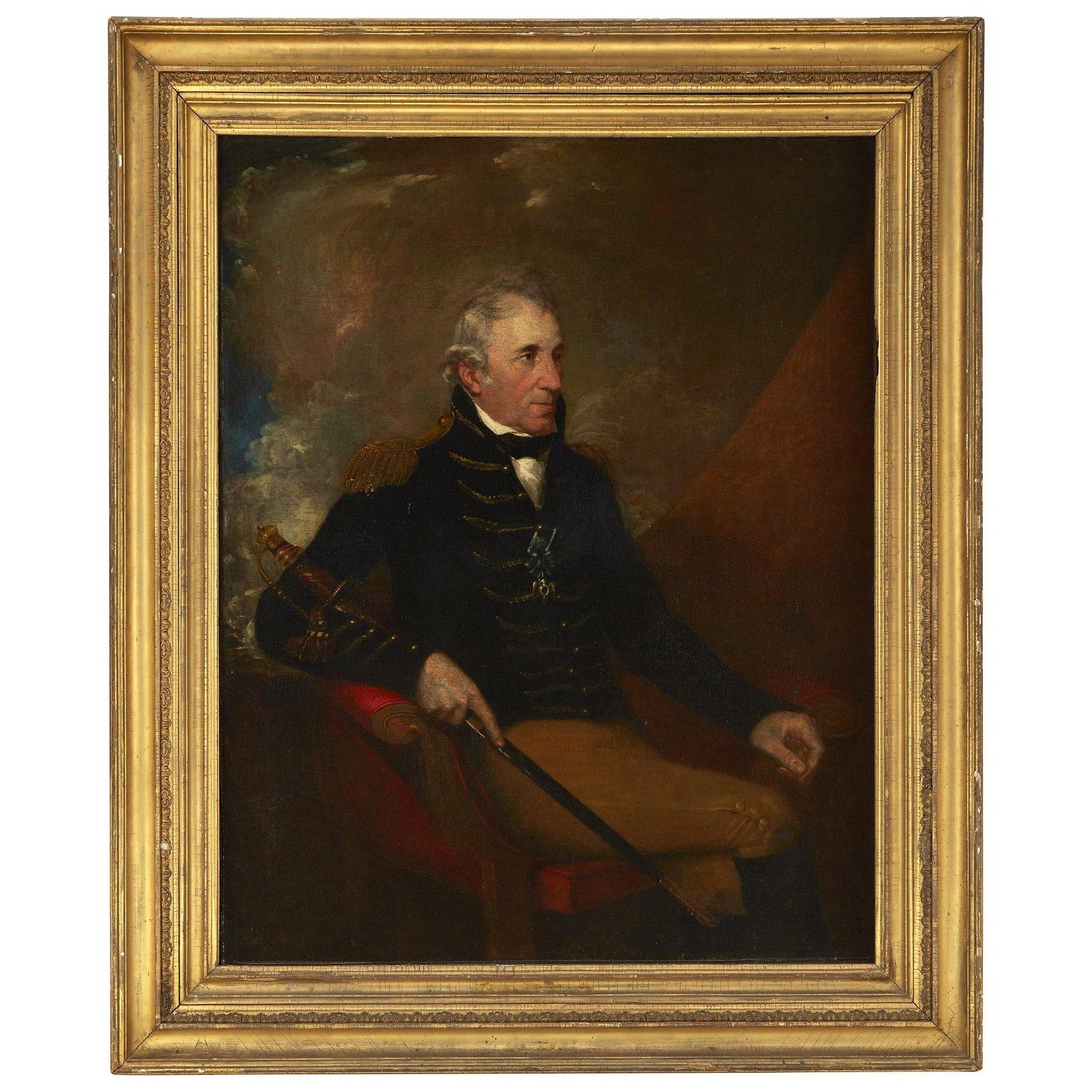 Samuel Finley Breese Morse (1791-1828), Portrait of
