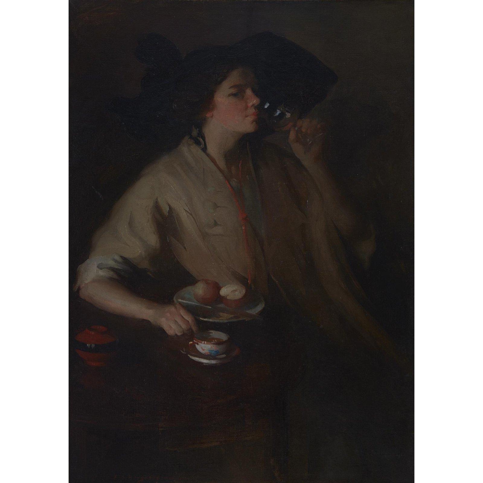 Ella Sophonisba Hergesheimer (American, 1873-1943), ,