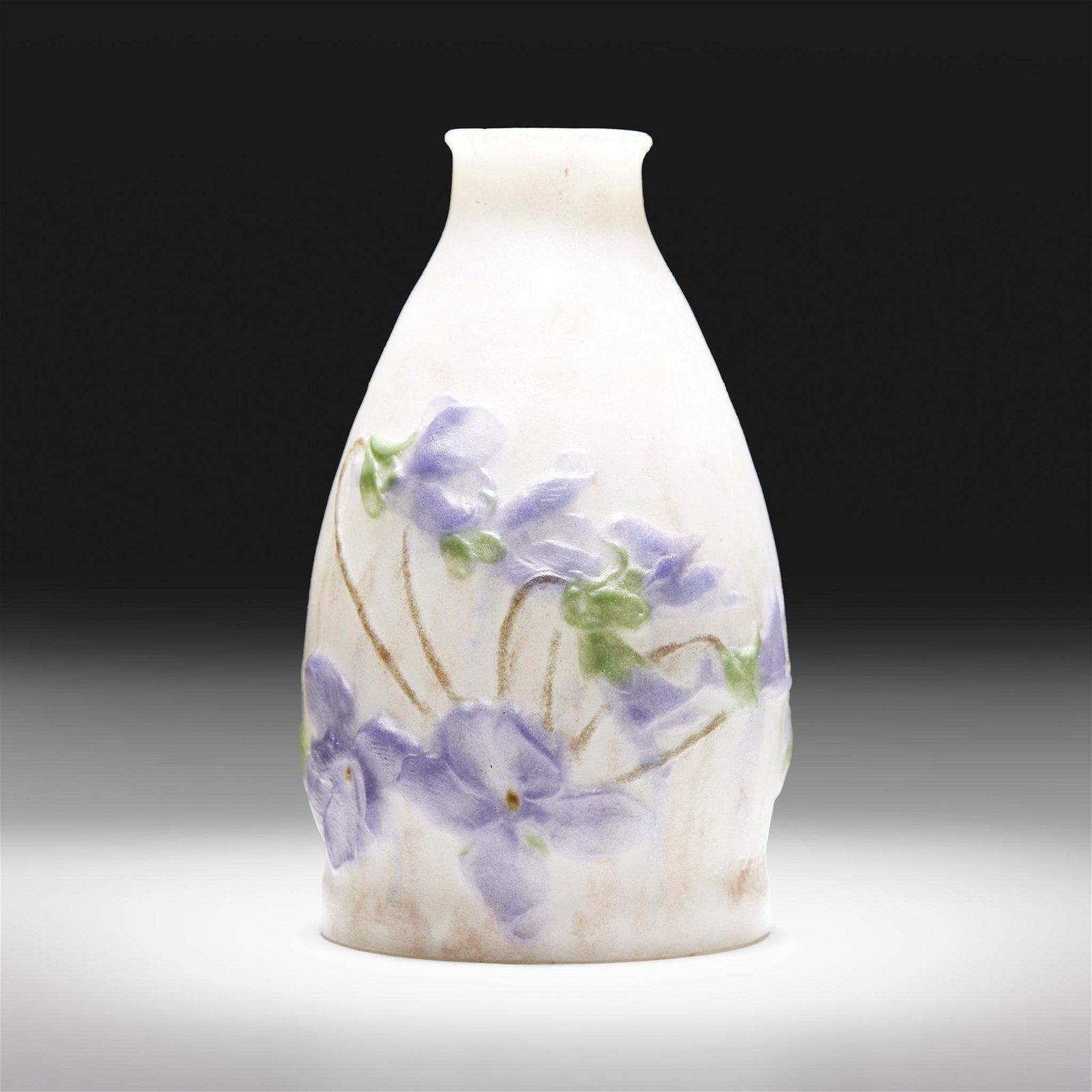 Gabriel Argy-Rousseau (French, 1885-1953), A Small Vase