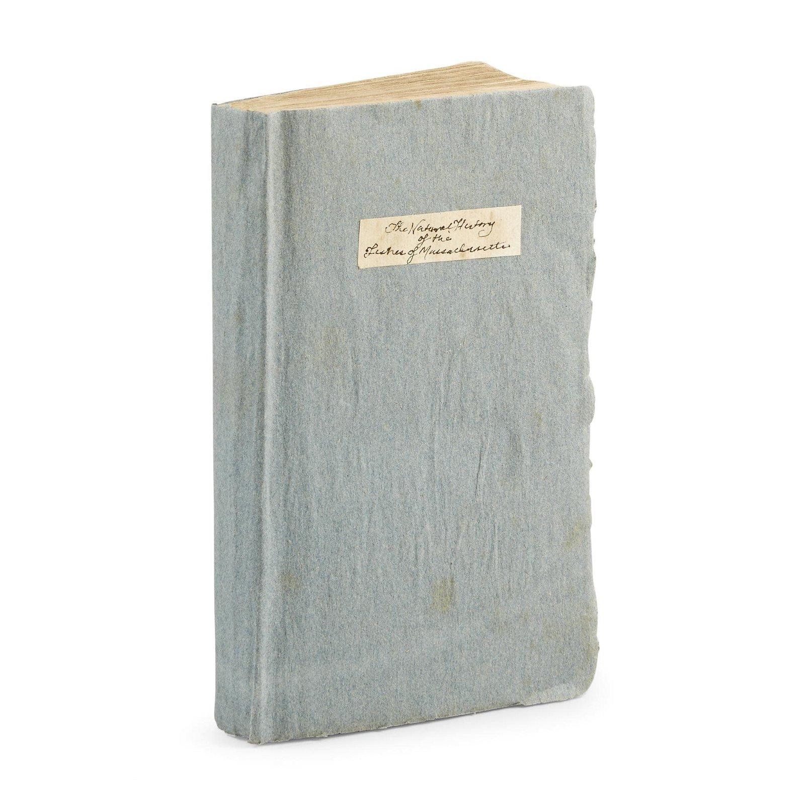 [Americana] Smith, Jerome V.C., Natural History of the