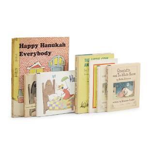 Childrens Illustrated Sendak Maurice Group of