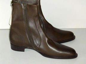 449: FIVE PAIRS OF ASSORTED HIGH-END BOOTS BY JIL SANDE