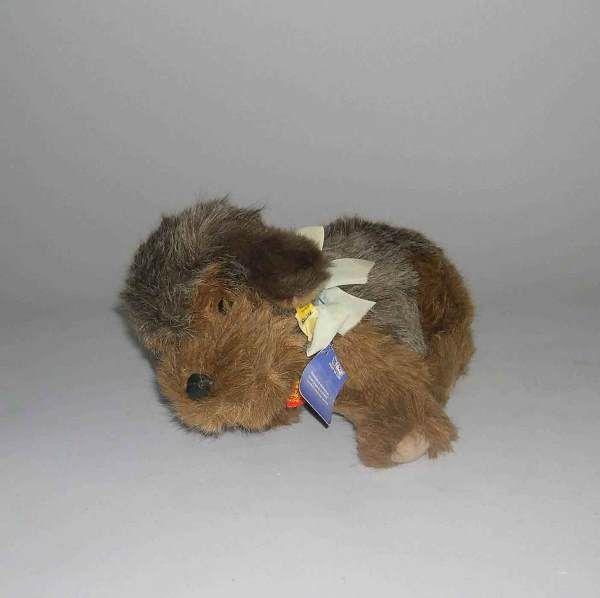 Steiff stuffed animal, , 'Junior Lumpi.' L: 13 in
