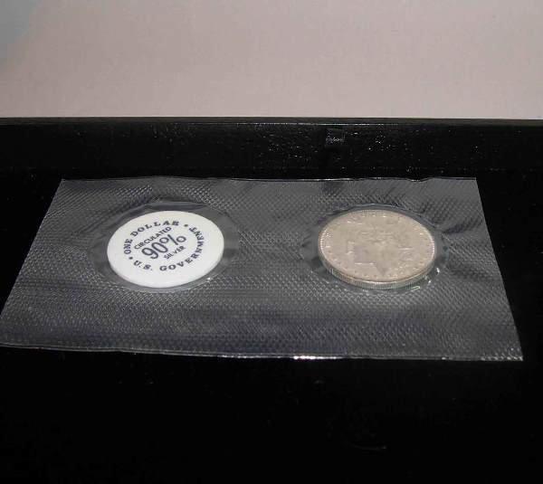 1023: 1879-O U.S. silver dollar, ,