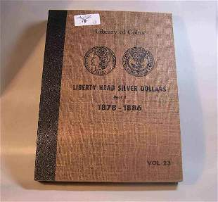 Seventeen Liberty Head U.S. silver dollars, , 187
