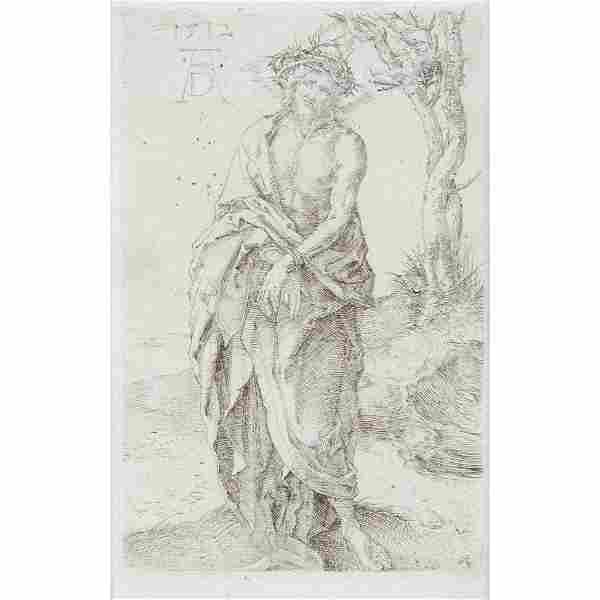 Albrecht Dürer (German, 1471–1528), , The Man of
