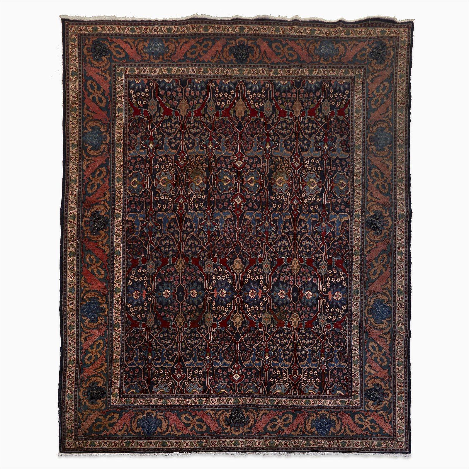 Indian Carpet, 20th Century