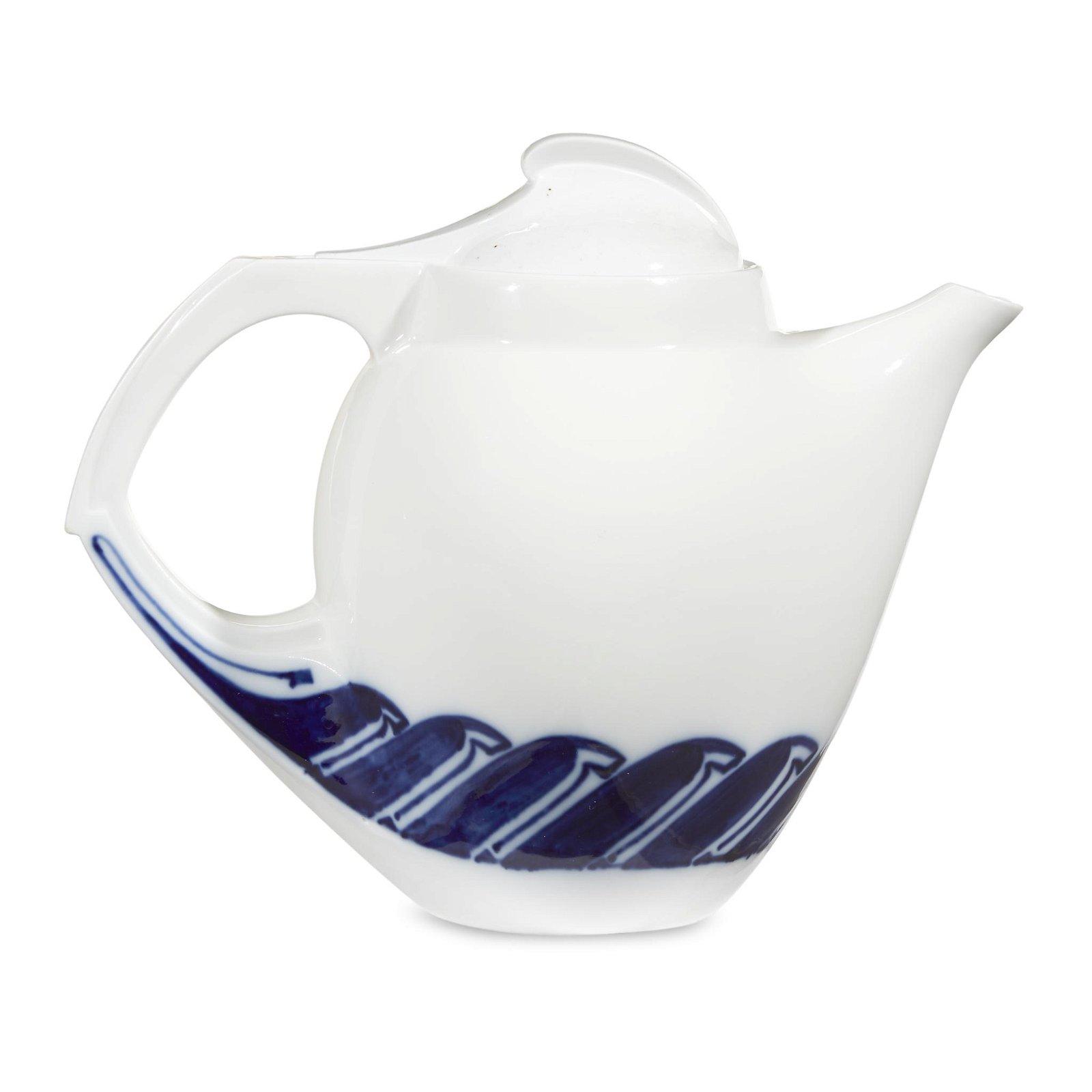Henry van de Velde (Dutch, 1863-1957), A Coffee Pot,