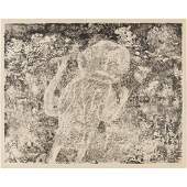 Jean Dubuffet French 19011985 Le Braconnier