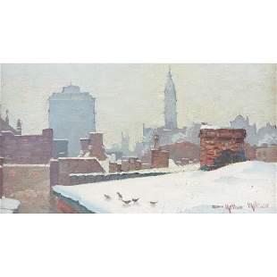 Arthur Meltzer (American, 1893–1989), , Philadelphia